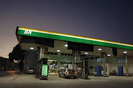 BR Distribuidora Gas Station