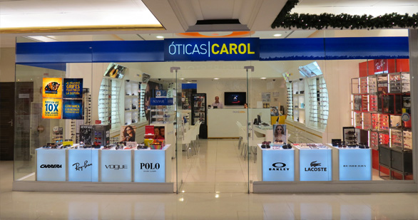 Luxottica to Acquire Brazilian Óticas Carol for € 110 million